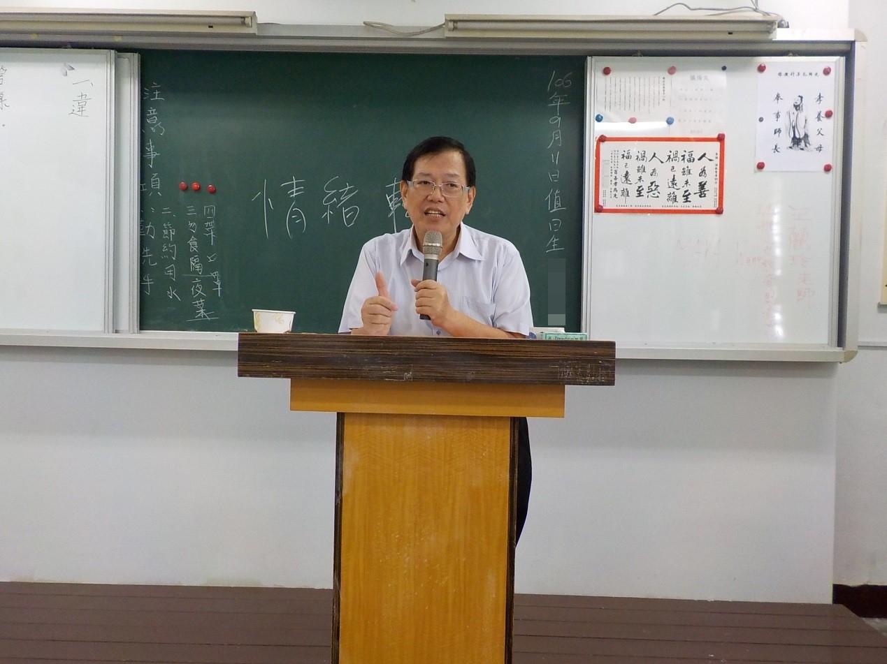 志工馨芳錄徐乃義老師照片02